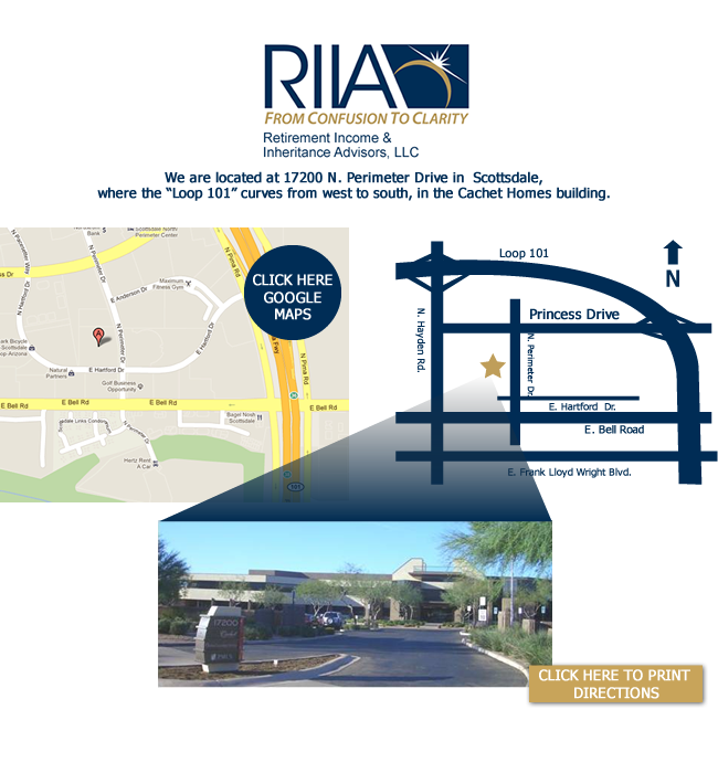 RIIA Location